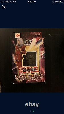 STARTER DECK PEGASUS 2003 FACTORY SEALED/UNOPENED- VERY RARE- GEM/MINT Yu-Gi-Oh