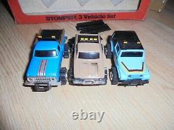 Schaper Stompers Lot Of 3 Jeep/dodge Ramwagon/toyota Sr5rough Ridersvery Rare