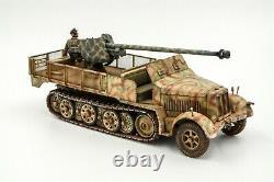 Sd. Kfz 7+ Pak 40 pro-built 1/35 VERY RARE German WW2 (In Stock)