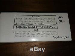 Spyderco C46, Titanium, Bob Lum Tanto, Blade is Mint, in original box very rare