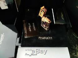 St Dupont Pharaoh Dupont Pharaon Line 2 New, Very Rare, Bnib, Mint, #938/2575