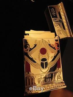 St Dupont Pharaoh Dupont Pharaon Line 2 New, Very Rare, Bnib, Mint, Wanted