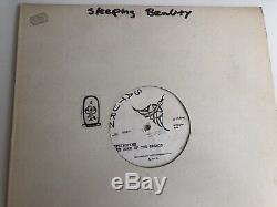 Sun Ra LP VERY RARE Sleeping Beauty NM-MINT Philly INDIE Issue