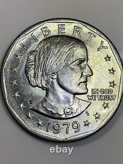 Susan B Anthony Liberty 1979 P ONE DOLLAR U. S. Mint Coin Very Rare Coin