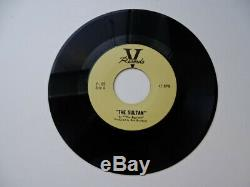 The Squires The Sultan V Records # 109 New Mint Very Very Rare