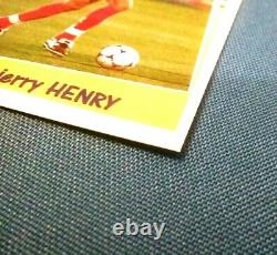 Thierry Henry ROOKIE Panini PSA 10 1998 France very rare NEW PERFECT MINT