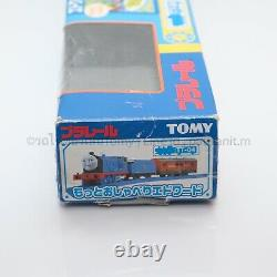 Thomas & FriendsTalking Edward with Mail Coach VeryRare, MINT+ IN BOX