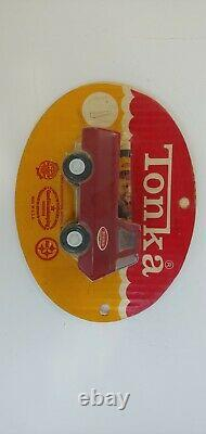 Tonka Blister Pack Pick Up Mint Condition Never Opened Very Rare