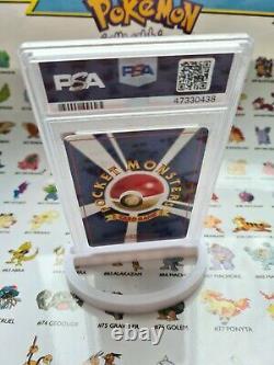 Typhlosion Holo PSA 9 Japanese Neo Genesis T17 POKEMON MINT Very RARE