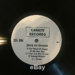 Unofficial VERY RARE Prince The Black Album Vinyl LP 1989 LE MINT UNPLAYED
