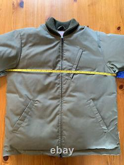 VERY RARE! Battenwear Deck Jacket Size L Olive Mint Condition