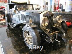 VERY RARE, HUGE POCHER 1/8 Scale, Rolls Royce 1932 Phantom II 27 Built W BOX