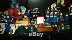 VERY RARE MINT NIB Seiko Mickey Mouse Chronograph 7T32 NOS Vintage Watch