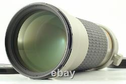 VERY RARE! MINT SMC PENTAX-FA 400mm F/5.6 IF ED Lens K Mount From JAPAN