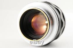 VERY RARE Near MintFuji FUJINON 50mm 5cm F/2 L Lens For Leica LTM 39 +CAPS JP