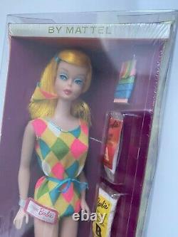 VERY RARE Vintage Colour Magic Barbie 2nd issue 1967 Cardboard Box NRFB MINT