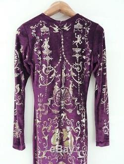 VIVIENNE WESTWOOD 1990 -91 PORTRAIT COLLECTION Boulle dress very rare mint