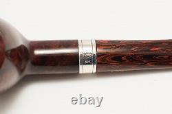 Very Mint! Like New Wonderful Les Wood Ferndown Reo XX Rare Pipa Pipe Pfeife