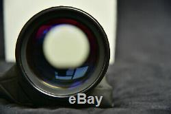 Very RARE MINT- 1987 Angenieux DEM 200/2.8 ED lens for Nikon