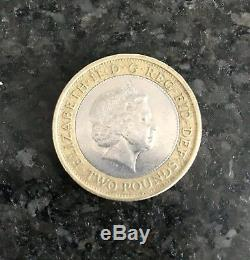 Very Rare 1807 Abolition of Slavery 3 Mint Errors £2 Two Pound Coin