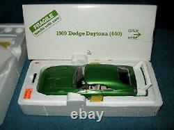 Very Rare 1969 Dodge Daytona 440 Danbury Mint 1/24
