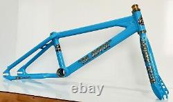 Very Rare 1985 PK Ripper and vertical stamped forks refinished in mint condition