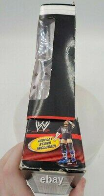 Very Rare CM PUNK Elite Collection SERIES 6 Mattel WWE Figure NEW / Mint in Box