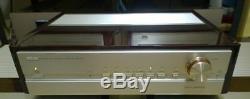 Very Rare Fully Balanced Denon PRA-2000RG Preamplifier Mint Condition MC MM 120V