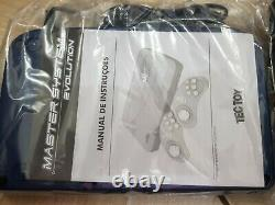 Very Rare Lot Mega Drive 2017 And Master System Evolution Sealed Tec Toy Sega