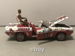 Very Rare Michael Jordan Bulls Parade Ss Camero Danbury Mint (very Heavy Car)