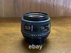 Very Rare! N-MINT SMC Pentax-F 50mm F/1.4 K Mount Standard Lens From JAPAN
