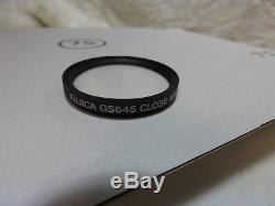 Very Rare! Near MINT FUJI FUJICA GS645 Close up Finder for GS645 From JAPAN