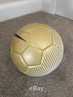 Very Rare Nike 2006 Joga Bonito Skill Football Mint & Boxed