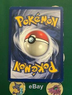 Very Rare Original 1995 Charmander Pokemon Card 46/102 MINT! Rare