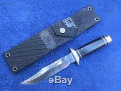 Very Rare Original Seki Japan Sog S2 Trident Knife And Sheath Mint Condition