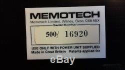 Very Rare Vintage Memotech Mtx 500 Computer System (mint Boxed)