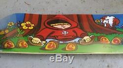 Very Rare Vintage NOS Rob Sluggo Boyce World Industries skateboard Real MINT
