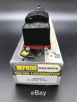 Very Rare Wrenn W2216A BR 69496 Lined Black Class N2 Tank 0-6-2 Loco Mint