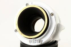 Very Rare YASUHARA MC 50mm F 2.8 Leica LTM39 Lens, MINT From JP#0060