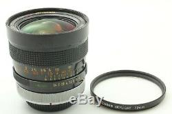 VeryRare! OpticsNEAR MINT Canon FD 24mm F1.4 S. S. C ASPHERICAL From JAPAN #637