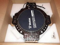 Vestax QFO LE Q Bert turntable. Very rare in box mint condition