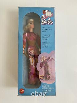 Vintage Live Action Barbie 1970 NRFB Beautiful Mint Condition VERY RARE