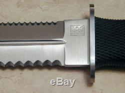 Vintage SOG SEKI Desert Dagger S25 Tactical Combat Knife, MINT, VERY RARE