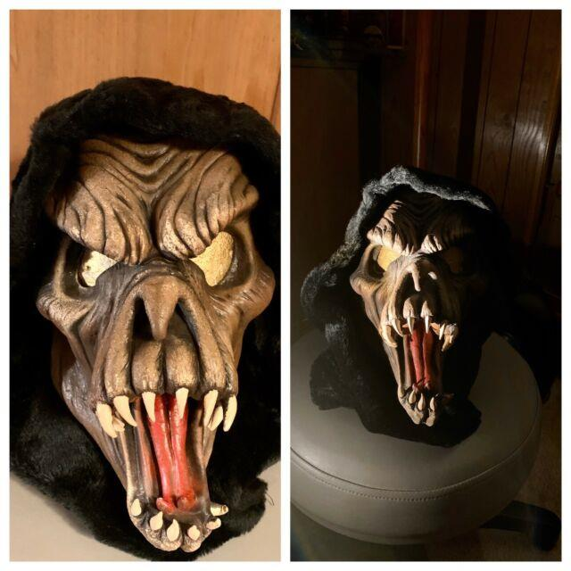 Vtg Original 1977 Be Something Studio Fang Face Mask Very Rare Near Mint Cond