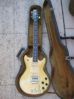 Westbury Deluxe Guitar Near Mint Condition Very Rare 1981 Made in Japan MIJ